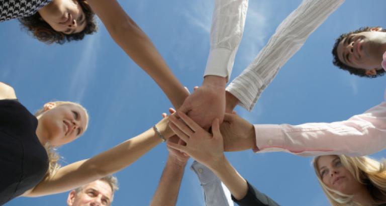 Samen sterk!